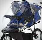 Weather Shield Double Keeps Children Warm And Dry Quickly Attached Strollers