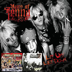 Vains Of Jenna 3-CD Set + Guitar Pick Crashdiet Reckless Love Sweden 69 Eyes 80s