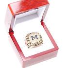 HOT RING NCAA 1997 MICHIGAN WOLVERINES BASKETBALL NATIONAL CHAMPIONSHIP RING US