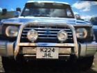 LARGER PHOTOS: Mitsubishi pajero exceed import 7 seater spares or repair