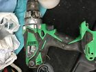 Hitachi DS18DSDL  18 Volt Combi Drill BODY ONLY GOOD WORKING ORDER Good Working
