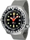 Tauchmeister Automatic, 1000m Dive Watch with Helium Release Valve and Sapphire