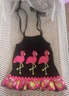Girls BOUTIQUE BAILEY BOYS FLAMINGO Pink Dress Size 4T Sundress Beach Pageant