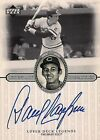 DAVE CONCEPCION 2000 UD Legends Authentic Autograph Cincinnati Reds