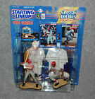 REDS JOHNNY BENCH/JOE MORGAN MLB STARTING LINEUP CLASSIC DOUBLES 1998 SERIES