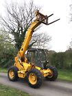 JCB 525 58 Farm Special Loadall VG Condition Px Welcome NO VAT Pallet Tines
