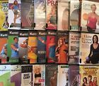 CHOICE Lot of Fitness  Exercise DVDs DISC ONLY KettleWorx Pilates Cardio Yoga