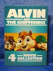 Alvin and the Chipmunks 4-Movie Collection (DVDs)
