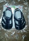 NAVY BLUE BABY SANDALS SIZE 1 WEE KIDS WIGGLE NWT