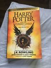 Harry Potter And The Cursed Child Book 1st Edition 1st print
