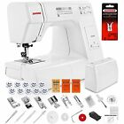 Janome Sewing Machines HD3000 Heavy Duty W/ Hard Case Ultra Glide Foot Blind Hem