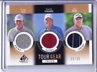 2014 SP Game Used Golf Cards 15