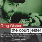 GREG GISBERT/THE COURT JESTER [CD]