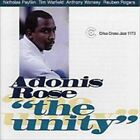 ADONIS ROSE QUINTET/THE UNITY [CD]