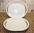 Pair of two Corelle by Corning Garden Home 12¼