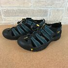 Keen Youth Size 5 Waterproof Sport Hiking Sandals 9212 Navy Blue VGC