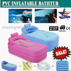 Outdoor Inflatable Adult Bath Bathtub Portable Foldable Indoor Bathroom Tub SPA