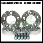 5X1397 SUZUKI WHEEL SPACERS 15 INCH  FOR SAMURAI SIDEKICK XL 7 VEHICLES