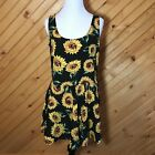 Element x Jac Vanek Rascal Dress Size Medium Sunflower Dress