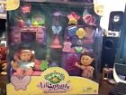 Cabbage Patch Kids Lil Sprouts Doll Best Friends Sleepover Play Set Brand New