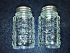 Libbey Salt And Pepper set of 2 Shakers New 5045 old fashion resturant style