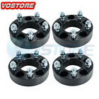 4Pcs 15 5x45 Black Wheel Spacers fit Ford Mustang Ranger Lincoln Mark 7 Mazda