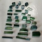BEAUTIFUL BLUE AND GREEN TOURMALINE CRYSTALS 3255 CTS