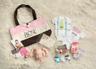 2017 ROSE Vendor Bag w Limited Edition Kit and Goodies REBORN DOLL SuPPLIES
