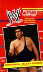 2012 Topps WWE Heritage Wrestling Hobby Box (Sealed)