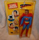 Vintage Worlds Greatest Super Heroes Superman Figure Mego Corp