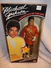 LJN Superstars Of The 80s MICHAEL JACKSON American Music Awards Action Figure