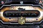 2015 Topps Strata Signatures Football Hobby Box (Sealed)(1 Pack-2 Card's)