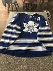Toronto Maple Leafs Winter Classic Jersey Size Large