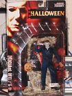 McFarlane Toys Michael Myers Halloween Movie Maniacs Action Figure and Display