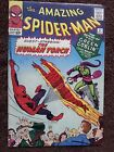 The Amazing Spider Man 17 Oct 1964 2nd Green Goblin Human Torch