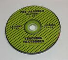 Teaching Textbooks vers 10 Replacement Cd Pre Algebra Solutions Lesson 1 33