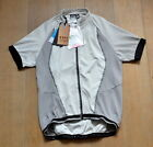 new Campagnolo Tech Motion Long Zip Jersey size L gray