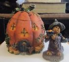 33 1/3 NEW BOYDS BEARS COLLECTION GRISELDA'S JACK-O-SHACK