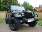 Jeep Wrangler 40 Sahara LOW MILEAGE ONLY 29k Great Spec Immaculate