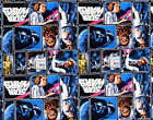 STAR WARS FABRIC QUILTING 100 COTTON PRINCESS LEIA DARTH VADER JEDI YARDAGE