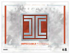 2017 Panini Impeccable Football Factory Sealed 3 Box Hobby Case Presell