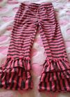 Adorable Southern Tots Ruffle Bottom Pants Size 5