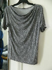 TALBOTS PRINTED VERY CUTE TOP SIZE M