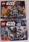 NEW Lego star wars sets 75137  75183