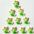 W53a Mobile Beauty 10Pcs Duck DIY Cell Phone iPhone4 5 6S Case