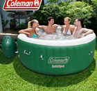 Coleman Portable Spa Outdoor Spa Inflatable Spa Massager For 4-6 People