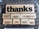 Stampin Up Thanks for Everything Stamp Set