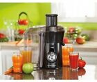 Hamilton Beach Big Mouth Juice Extractor Fresh Fruit Vegetable Healthy Apples