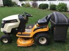 2009 19hp Cub Cadet Riding Mower + Twin Rear Bagger