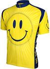 Smile Cycling Jersey by Retro The Most Awesome Jersey on the Planet